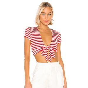 Cropped top by Lovers and Friends